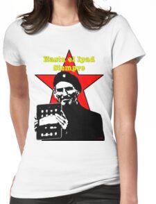 Hasta el Ipad siempre Womens Fitted T-Shirt