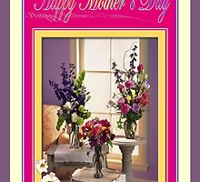 Mother's Day Flowers by janewiebenga