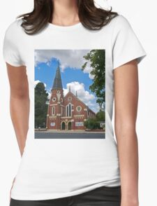 Uniting Church, Bathurst, NSW, Australia Womens Fitted T-Shirt