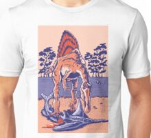 Spinosaurus the Hunter Unisex T-Shirt