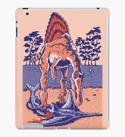 Spinosaurus the Hunter iPad Case/Skin