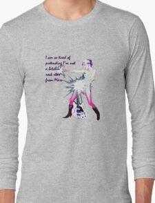 Bitchin' Rock Star From Mars tee Long Sleeve T-Shirt