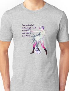 Bitchin' Rock Star From Mars tee Unisex T-Shirt