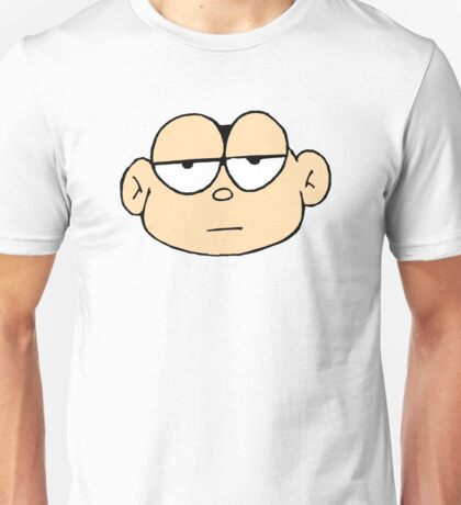 Chill Face Unisex T-Shirt