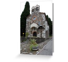 Gorizia, Italy Greeting Card