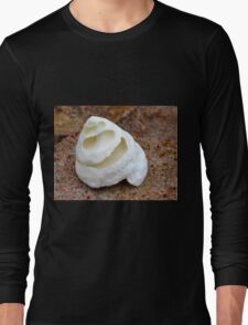 Spiral Shell Long Sleeve T-Shirt
