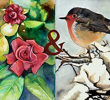 Rosa & Robin by Lori Elaine Campbell