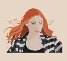 Amy Pond by Becpuss
