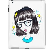 Hairflip Tina iPad Case/Skin