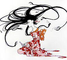 Futakuchi-Onna by marin5