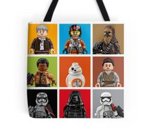 Lego The Force Awakens Tote Bag