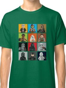 Lego The Force Awakens Classic T-Shirt