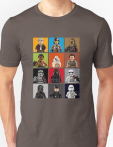Lego The Force Awakens T-Shirt