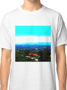 White Strip Classic T-Shirt
