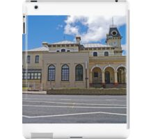 Post Office, Tenterfield, Queensland, Australia iPad Case/Skin