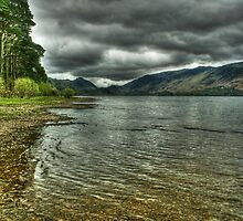 On Derwentwater's Shore by VoluntaryRanger