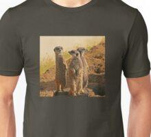 Compare the Meerkats Unisex T-Shirt