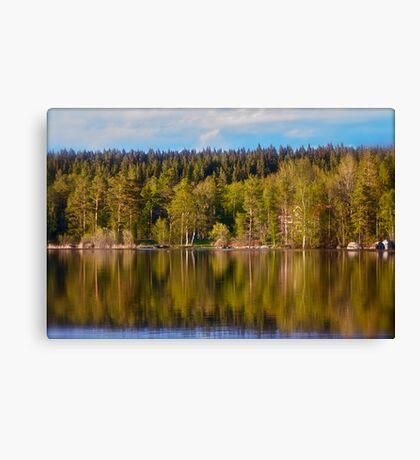 Landscape - Viking Camp - Sweden . by Brown Sugar . Favorites: 1 Views: 392 . Thanks ! Canvas Print