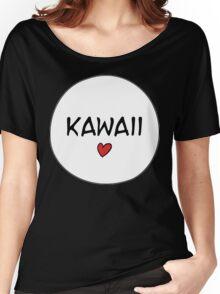 MANGA BUBBLES - KAWAII Women's Relaxed Fit T-Shirt