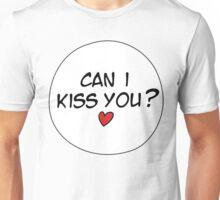 MANGA BUBBLES - CAN I KISS YOU?  Unisex T-Shirt