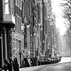 Amsterdam - Sunday Morning by ferryvn