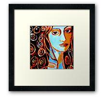 """""""Sublimation"""" Framed Print"""