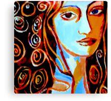 """""""Sublimation"""" Canvas Print"""