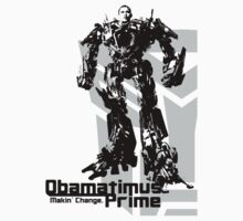 Demobots - Obamatimus Prime by Animenace