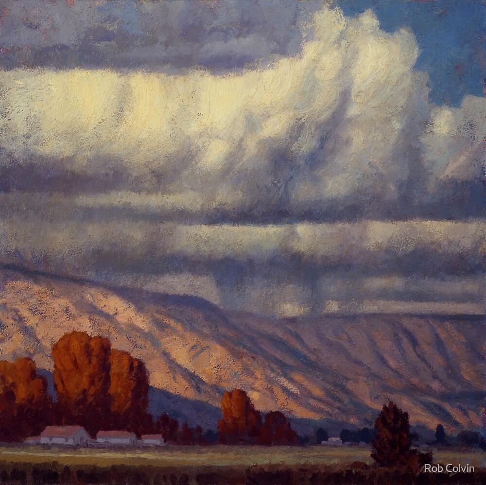 September Rain by Rob Colvin