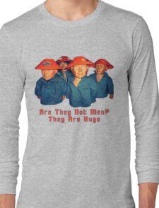 Devo Hugo tee V.2 Long Sleeve T-Shirt