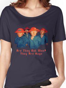 Devo Hugo tee V.2 Women's Relaxed Fit T-Shirt