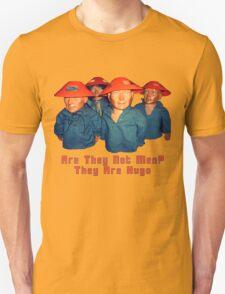 Devo Hugo tee V.2 Unisex T-Shirt