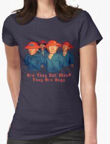 Devo Hugo tee V.2 Womens Fitted T-Shirt