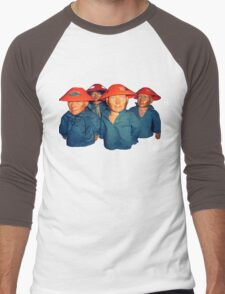 Devo Hugo tee V.3 Men's Baseball ¾ T-Shirt