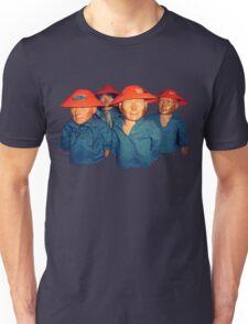 Devo Hugo tee V.3 Unisex T-Shirt