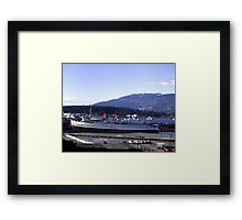 The Princess Patricia in Vancouver Framed Print