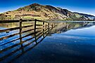 Buttermere Fell, Cumbria. uk by David Lewins