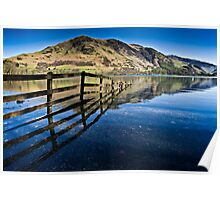Buttermere Fell, Cumbria. uk Poster