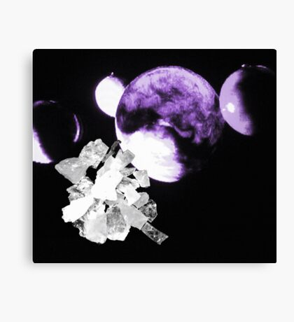 04-16-11:  Dilithium Crystals Canvas Print