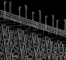 Ore Trestle by Robert  Mackert