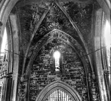 All Saints Chapel - Nunhead by Victoria limerick