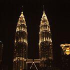 Petronas Towers by Stan Owen