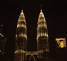 Petronas Towers by Stan Owen