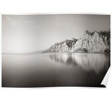 Dreamscape at the Scarborough Bluffs Poster