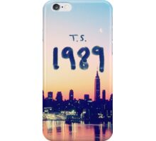 1989 (1) iPhone Case/Skin