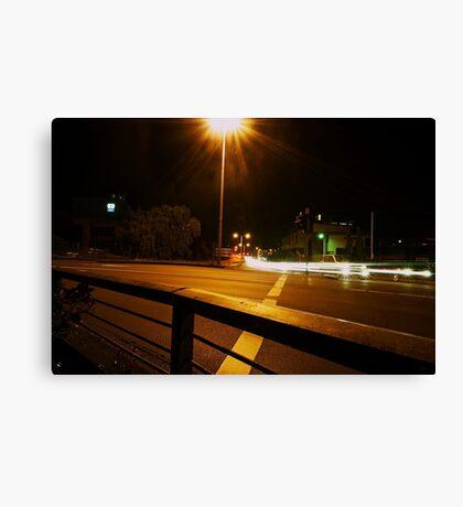 ABC roundabout Canvas Print