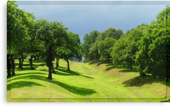 The Antonine Wall  by ©The Creative  Minds