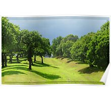 The Antonine Wall  Poster