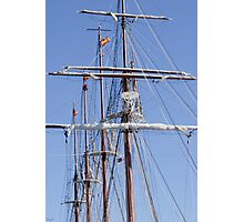 Four Mast Photographic Print