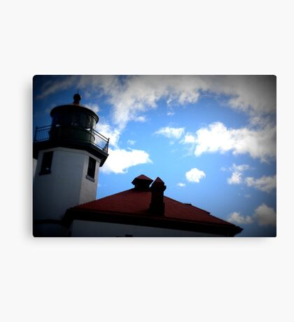 Lomography Lighthouse! Canvas Print